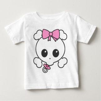 T-shirt Pour Bébé Bébé Skully