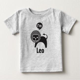 T-shirt Pour Bébé Bébé Tee - shirt-Lion de zodiaque
