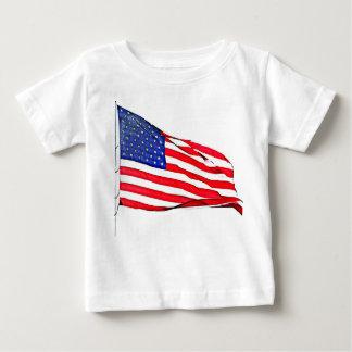 T-shirt Pour Bébé Bébés et enfants patriotes