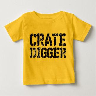 T-shirt Pour Bébé Bêcheur de caisse