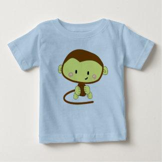 T-shirt Pour Bébé Belle chemise d'enfant de singe