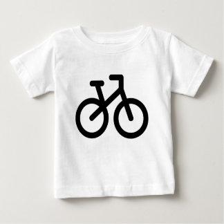 T-shirt Pour Bébé Bicyclette simple