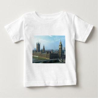 T-shirt Pour Bébé Big Ben et Chambres du Parlement - Londres