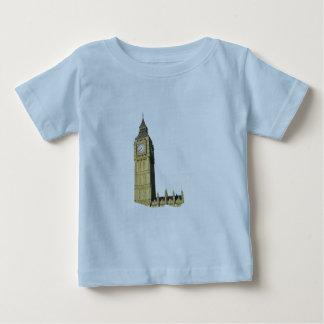 T-shirt Pour Bébé Big Ben (tour d'horloge), Londres