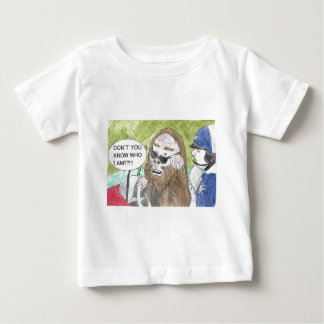 T-shirt Pour Bébé Bigfoot erroné