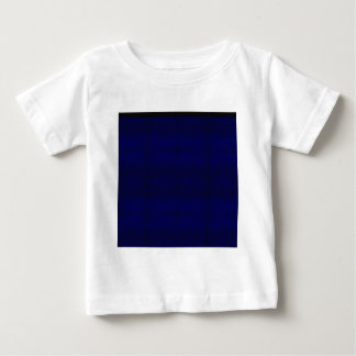 T-shirt Pour Bébé bleu