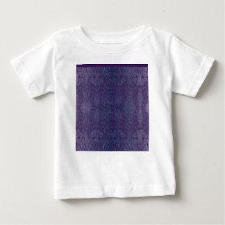 T-shirt Pour Bébé bleu baroque