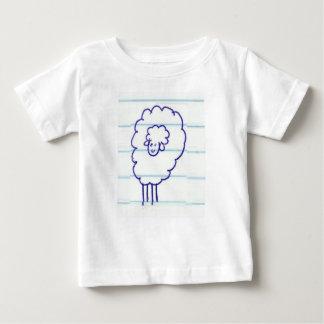 T-shirt Pour Bébé Bob les moutons seuls