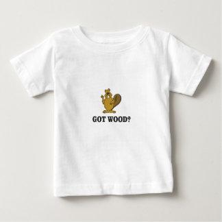 T-shirt Pour Bébé bois obtenu ?