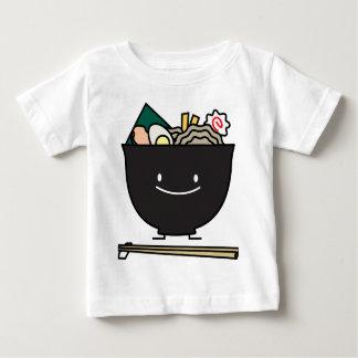 T-shirt Pour Bébé Bol heureux de Ramen