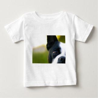 T-shirt Pour Bébé Boston Terrier