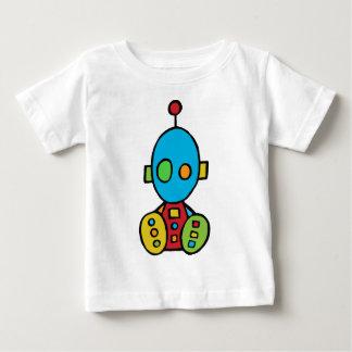 T-shirt Pour Bébé Bot de bébé
