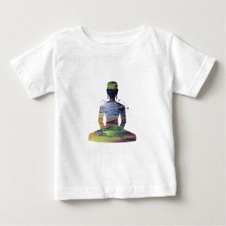 T-shirt Pour Bébé Bouddha