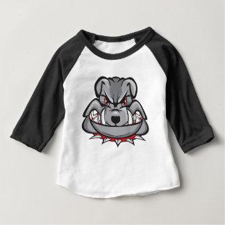 T-shirt Pour Bébé bouledogue