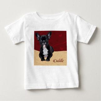 T-shirt Pour Bébé bouledogue français d'iCuddle