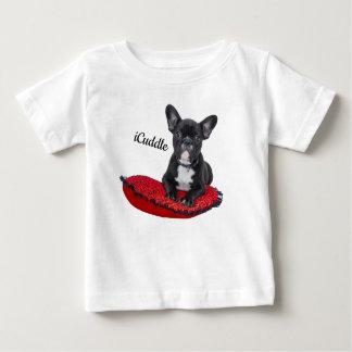 T-shirt Pour Bébé Bouledogue français d'iCuddle adorable