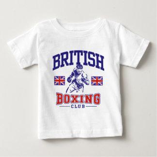 T-shirt Pour Bébé Boxe britannique