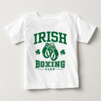 T-shirt Pour Bébé Boxe irlandaise