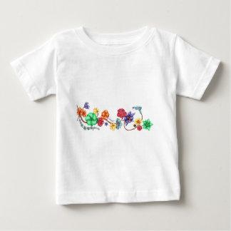 T-shirt Pour Bébé Branche