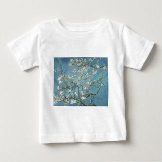 T-shirt Pour Bébé Branches d'amande de Vincent van Gogh | en fleur,