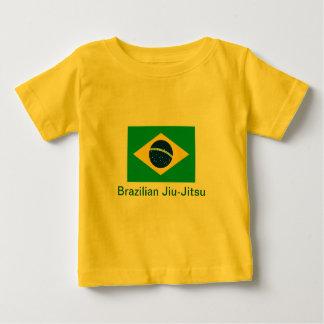 T-shirt Pour Bébé Brésilien Jiu-Jitsu