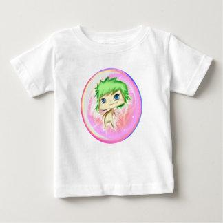 T-shirt Pour Bébé Bubble Angel Pink Number 2