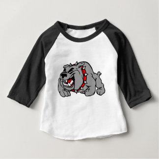 T-shirt Pour Bébé bulldog2