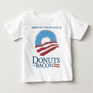 T-shirt Pour Bébé Butées toriques et lard : Goût que nous pouvons
