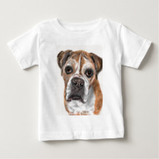 T-shirt Pour Bébé Cabot doux de visage