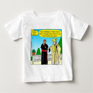 T-shirt Pour Bébé cadran de 908 bouts (appel) la bande dessinée de