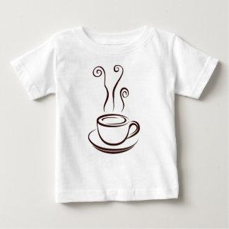 T-shirt Pour Bébé café