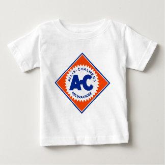 T-shirt Pour Bébé Canard vintage de randonnée de tracteur d'Allis