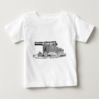 T-shirt Pour Bébé Canon