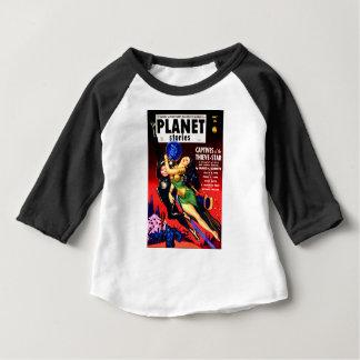 T-shirt Pour Bébé Captif de l'étoile de voleurs