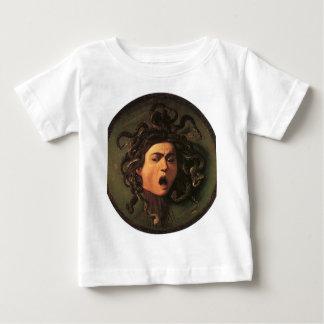 T-shirt Pour Bébé Caravaggio - méduse - illustration italienne