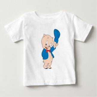 T-shirt Pour Bébé Casquette de ondulation gros du porc |