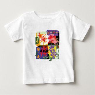 T-shirt Pour Bébé Célébration florale - t'shirt de bébé