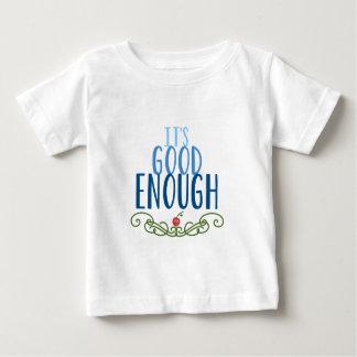 T-shirt Pour Bébé C'est assez bon