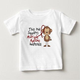 T-shirt Pour Bébé Cet enfant soutient la conscience de myélome