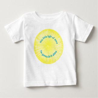T-shirt Pour Bébé Cette petite lumière du mien pour des bébés et des