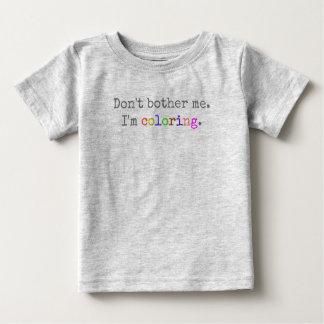 T-shirt Pour Bébé Chambre d'original de héron :  Ne me tracassez pas
