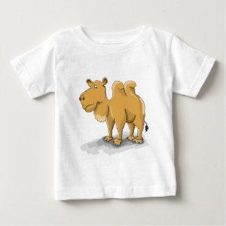 T-shirt Pour Bébé Chameau de bosse de la bande dessinée deux
