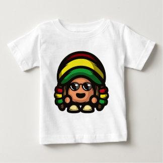 T-shirt Pour Bébé Champignon de Rasta