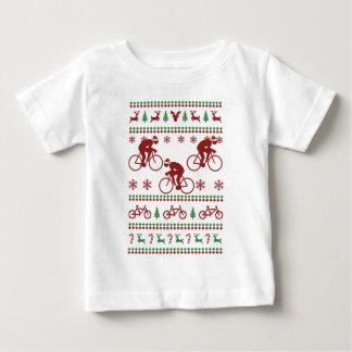 T-shirt Pour Bébé Chandail laid de recyclage de Noël