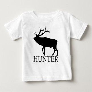 T-shirt Pour Bébé Chasseur d'élans