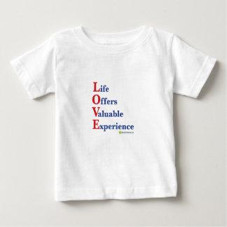 T-shirt Pour Bébé Chemise d'AMOUR