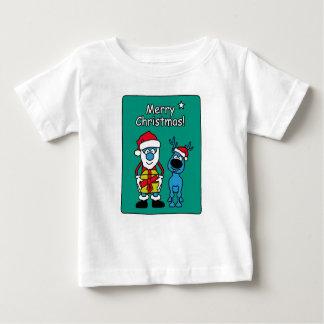 T-shirt Pour Bébé Chemise de bébé de Chistmas