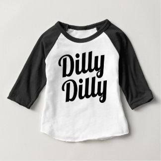 T-shirt Pour Bébé Chemise de bébé de Dilly Dilly