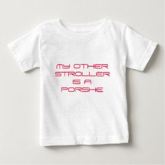 T-shirt Pour Bébé Chemise de bébé de poussette de Sassydog