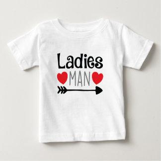 T-shirt Pour Bébé Chemise de garçons d'homme de dames